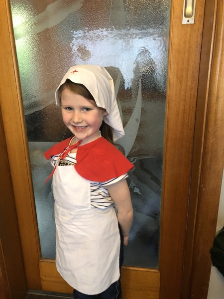 A143_3: Nurse Costume