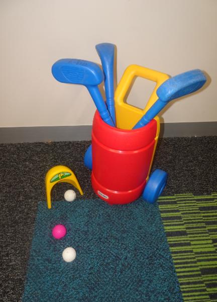 G13_7: Golf Set