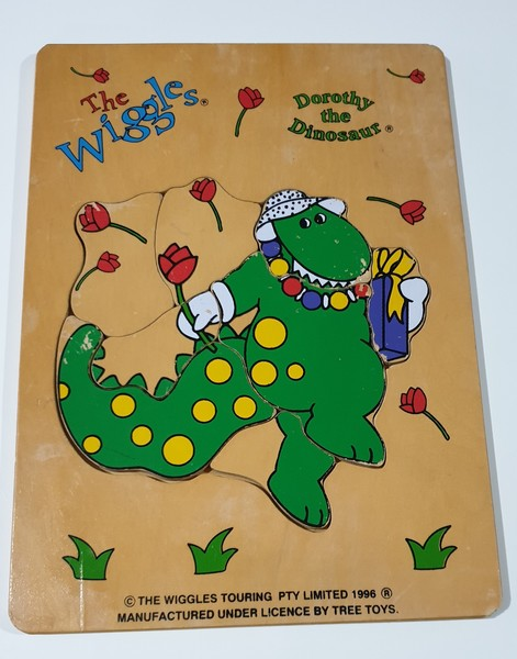 P35_9: Dorothy the Dinosaur