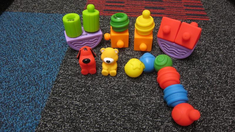B120-19: Popbo Blocs Fun Park Starter Set