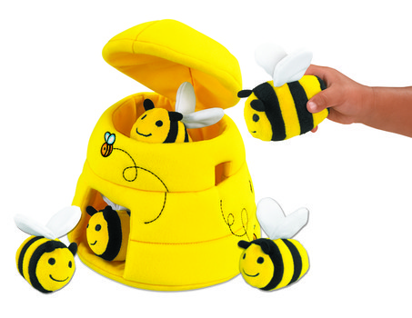 B37K: Hide & seek beehive