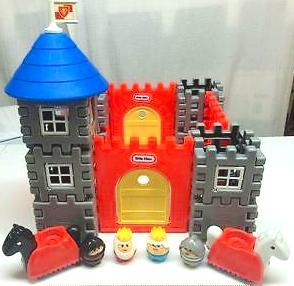 E65: Wee Waffle Castle