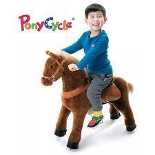 A94: Ride-on pony