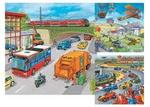 P205: 3 Types of Transport puzzles