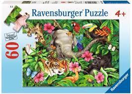 P214: Jungle puzzle