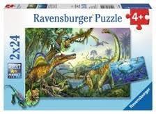 P216M: Dinosaur puzzles