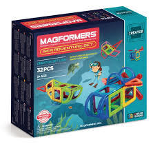 C36: Magformers sea adventure set