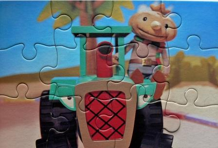 P451: Bob the Builder - Scarecrow Spud