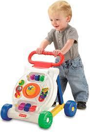 EL68: Baby walker