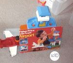 Ic10: Fisher Price Airport