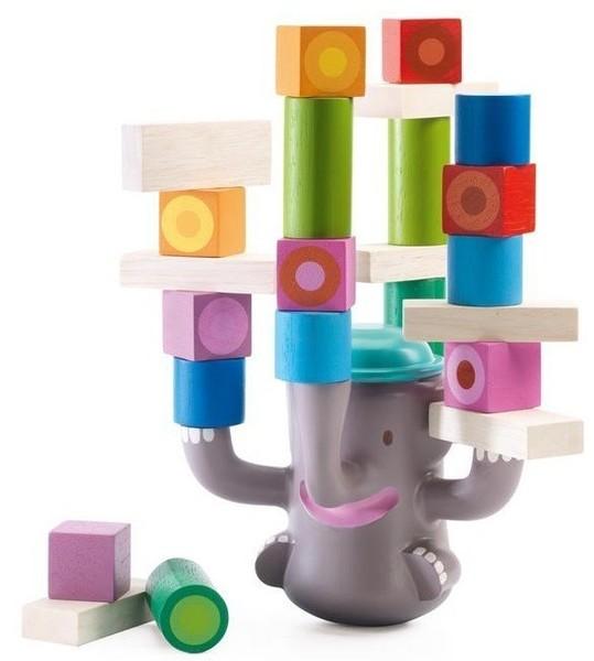 G156: Bigboum Elephant Balancing Game