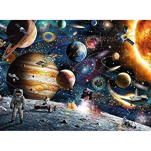 P280: Outer Space Puzzle 150 pc XXL
