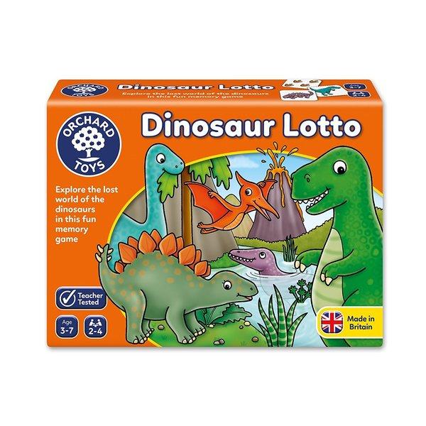 G160: Dinosaur Lotto