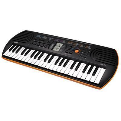 M52: Casio Mini Keyboard