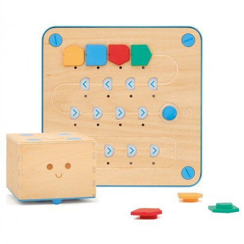 S34: Cubetto Coding Playset - First Day