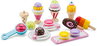 I143: Ice cream selection