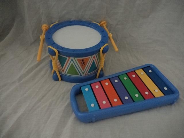 M81: Drum & Xylophone