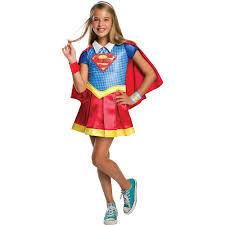 D83: Super girl costume