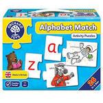 P288: Alphabet match