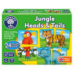 G188: Jungle Heads & Tails