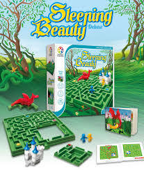 G189: Sleeping beauty puzzle game