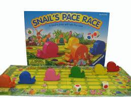 G192: Snail's pace race