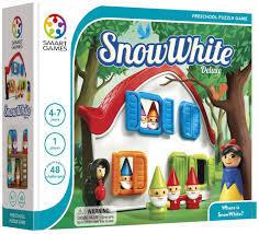 G210: Snow White puzzle game