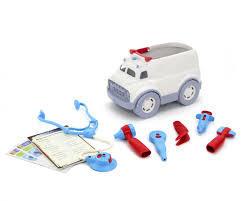 I161: Ambulance and doctor's kit