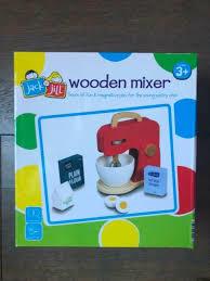 I171: Wooden mixer