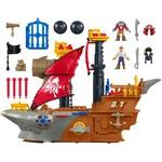 I190: Shark Bite Pirate Ship
