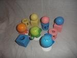 EL159: Geometric and stay-put rattles