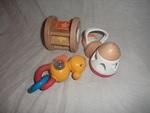 EL168: Baby rattles