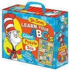 P306: Dr Seuss Learn your ABC's giant puzzle