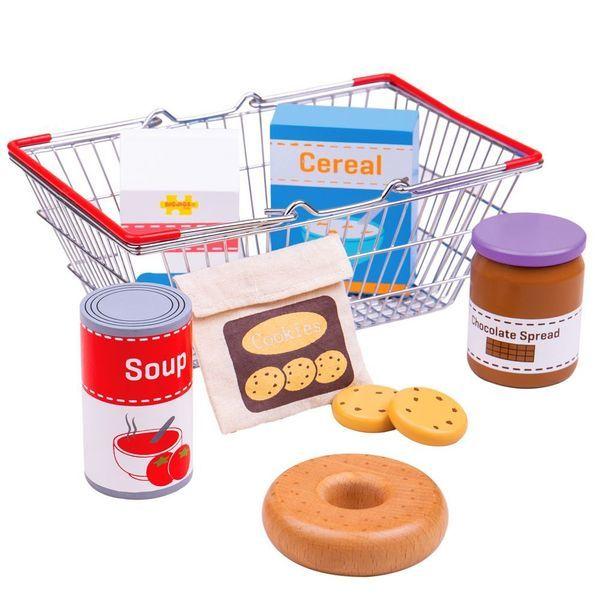 I295: Grocery basket