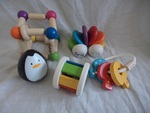 EL202: Baby toy combo