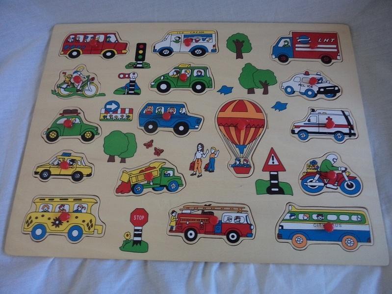 P328: Large Transport puzzle