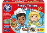 G22: First Times Table game