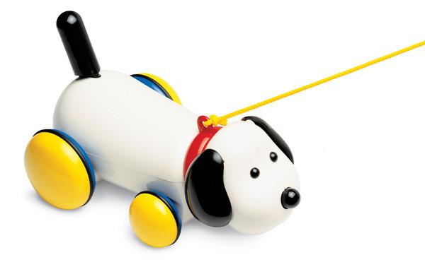 EL223: Max pull along dog