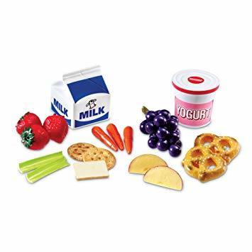 2916: Healthy Snacks Food Set