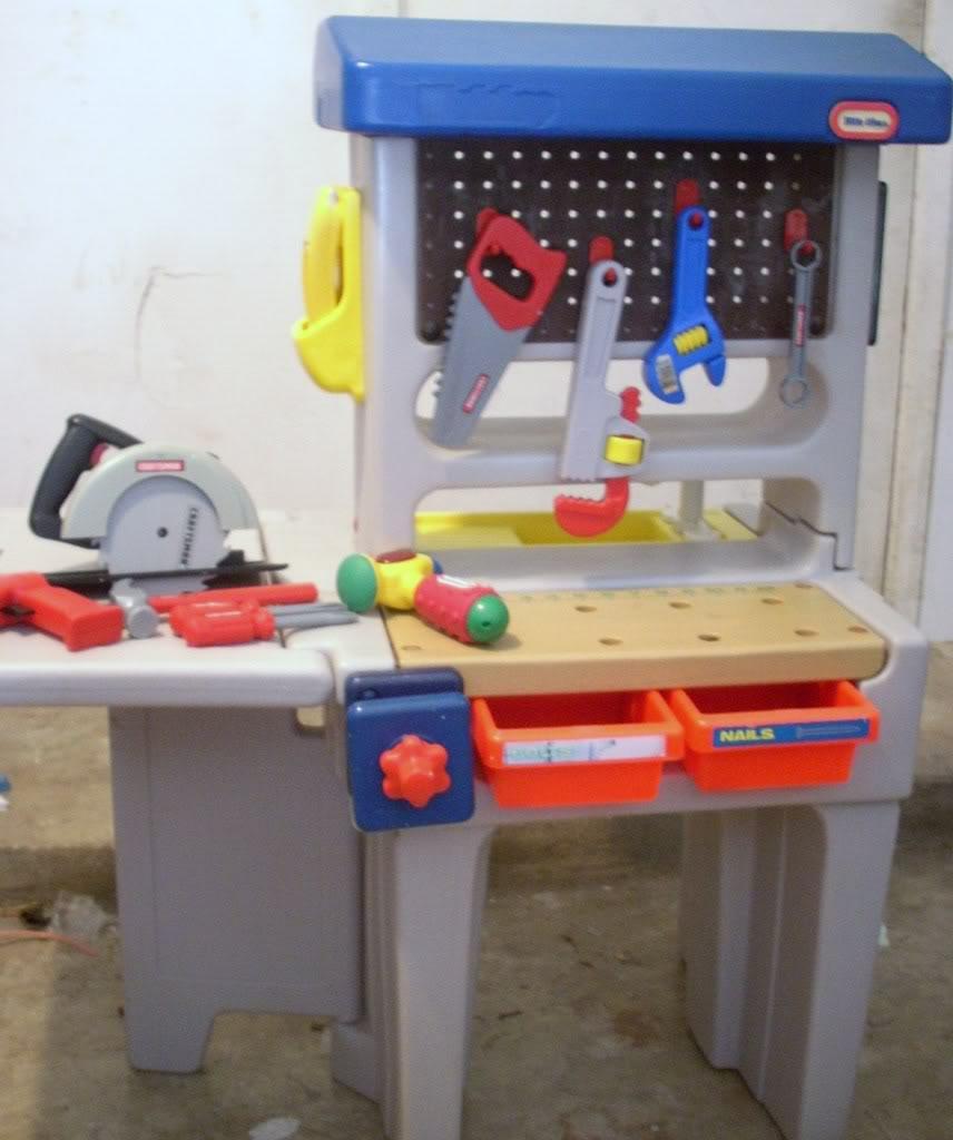117 Little Tikes Workshop Moorabbin Area Toy Library