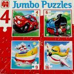 4 Transport Puzzles