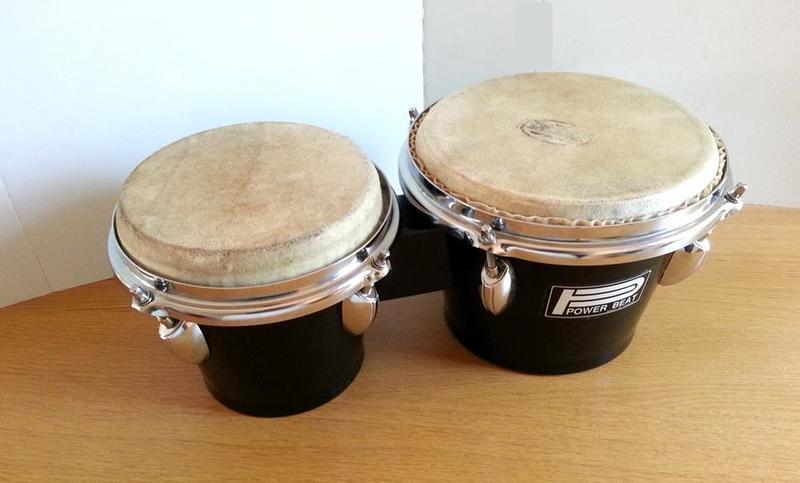 2217: Power Beat Bongo Drums
