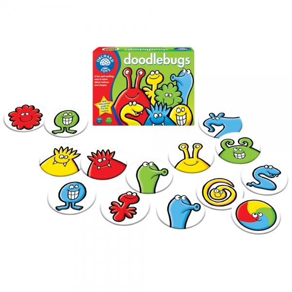 669: Doodlebugs