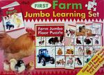 1565: First Farm Jumbo Learning set