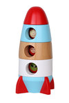 658: Magnetic Stacking Rocket