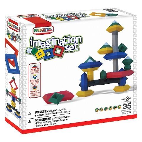 865: Wedgits Imagination Set