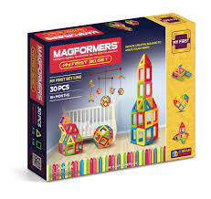 867: Magformers - My First 30 Set