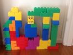 1055: Lego Quatro