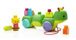 Megabloks move n groove caterpillar