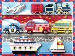 130: Transportation Insert Puzzle